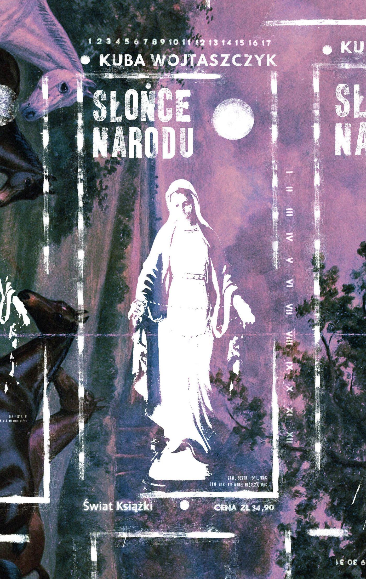 Słońce narodu - Ebook (Książka EPUB) do pobrania w formacie EPUB