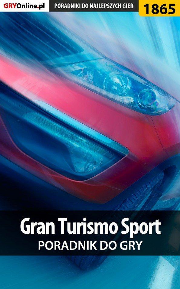 Gran Turismo Sport - poradnik do gry - Ebook (Książka EPUB) do pobrania w formacie EPUB