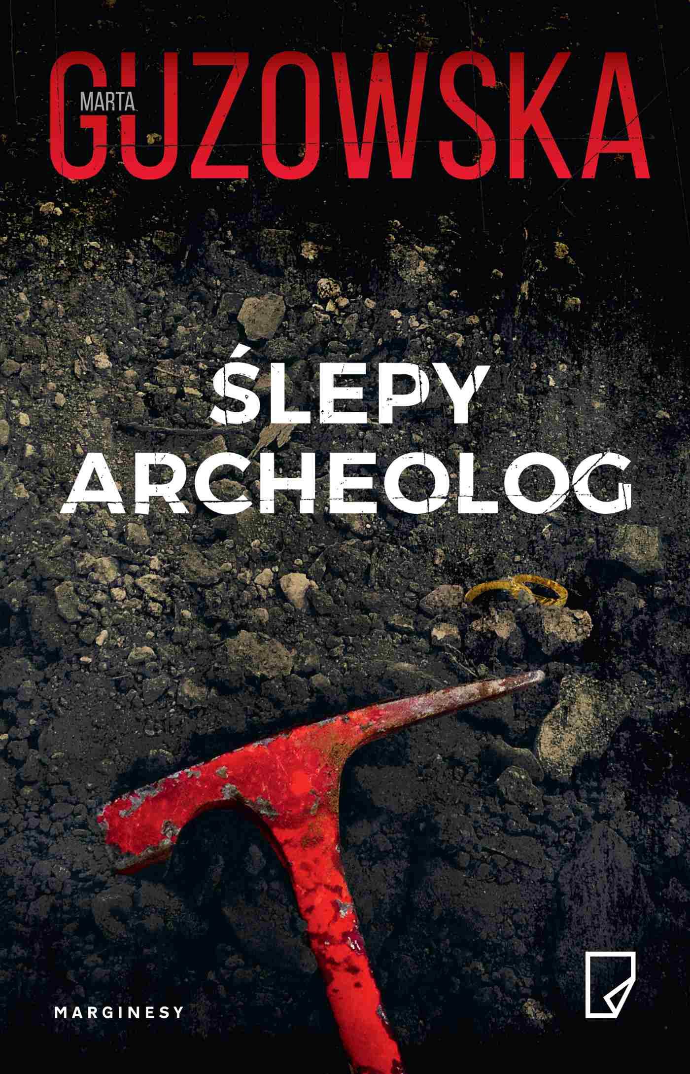 Ślepy archeolog - Ebook (Książka EPUB) do pobrania w formacie EPUB