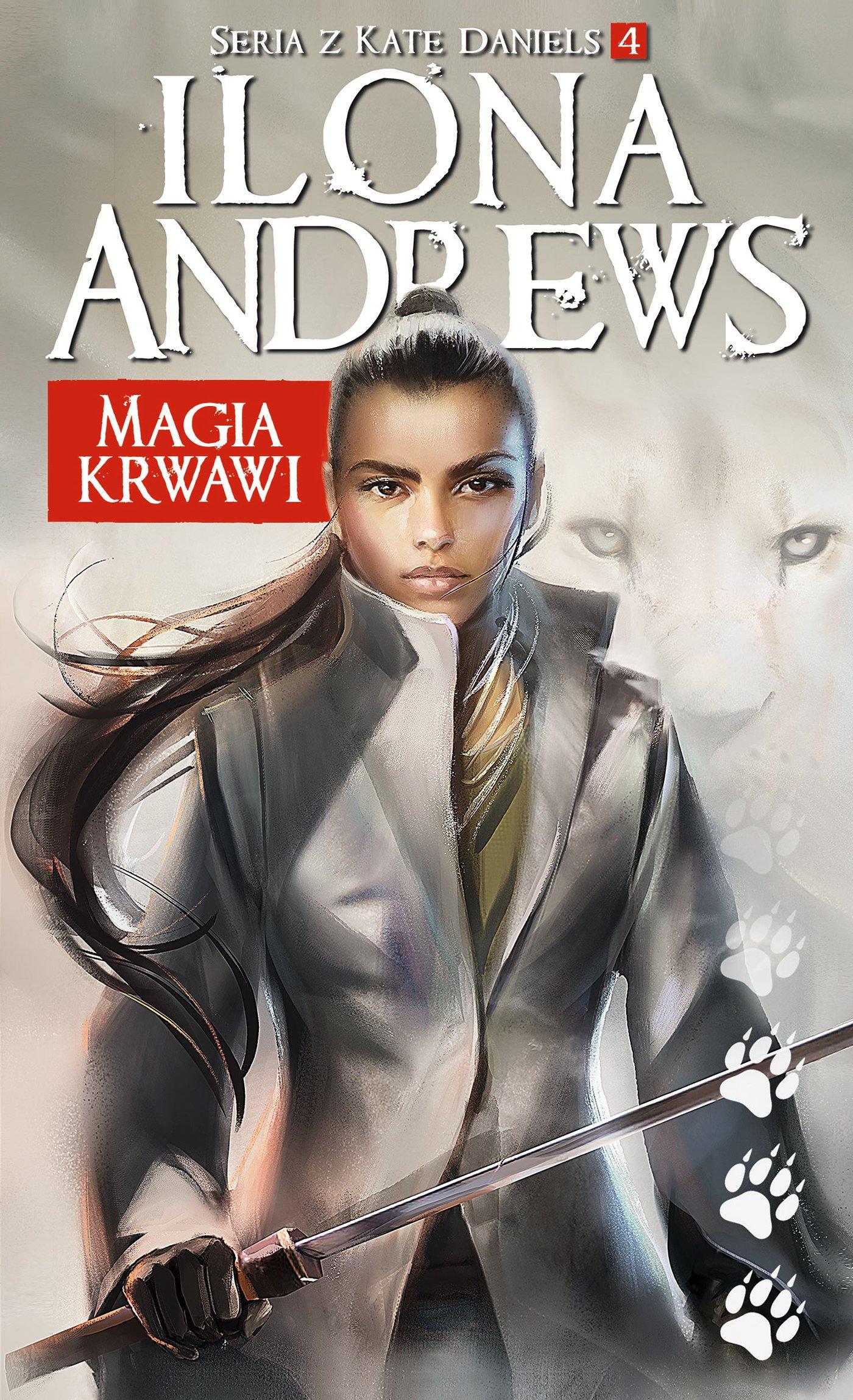 Magia krwawi - Ebook (Książka na Kindle) do pobrania w formacie MOBI