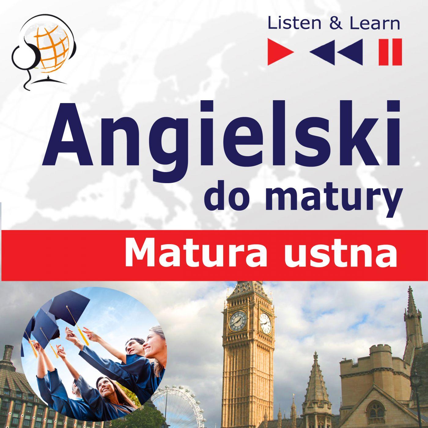Angielski do matury - Poziom podstawowy - Audiobook (Książka audio MP3) do pobrania w całości w archiwum ZIP
