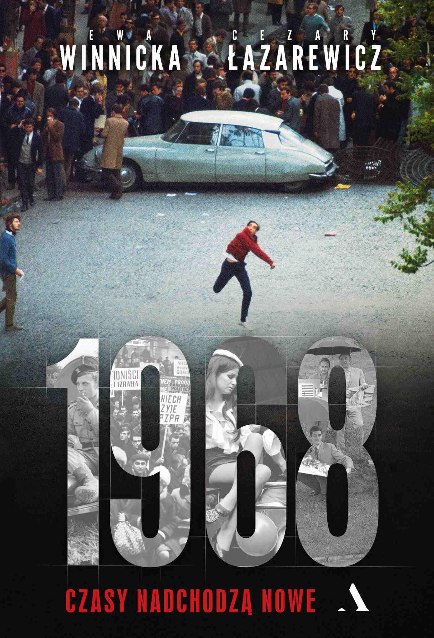 1968. Czasy nadchodzą nowe - Ebook (Książka EPUB) do pobrania w formacie EPUB