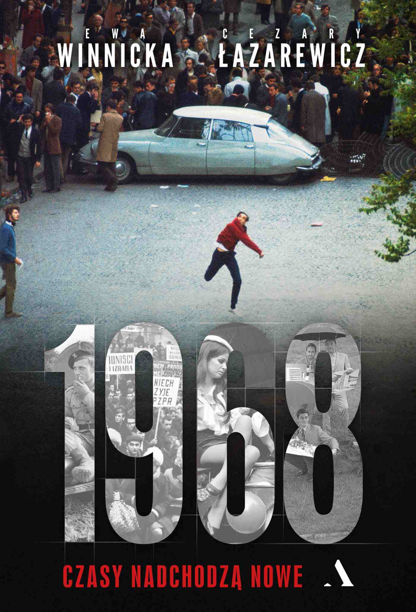1968. Czasy nadchodzą nowe - Ebook (Książka na Kindle) do pobrania w formacie MOBI