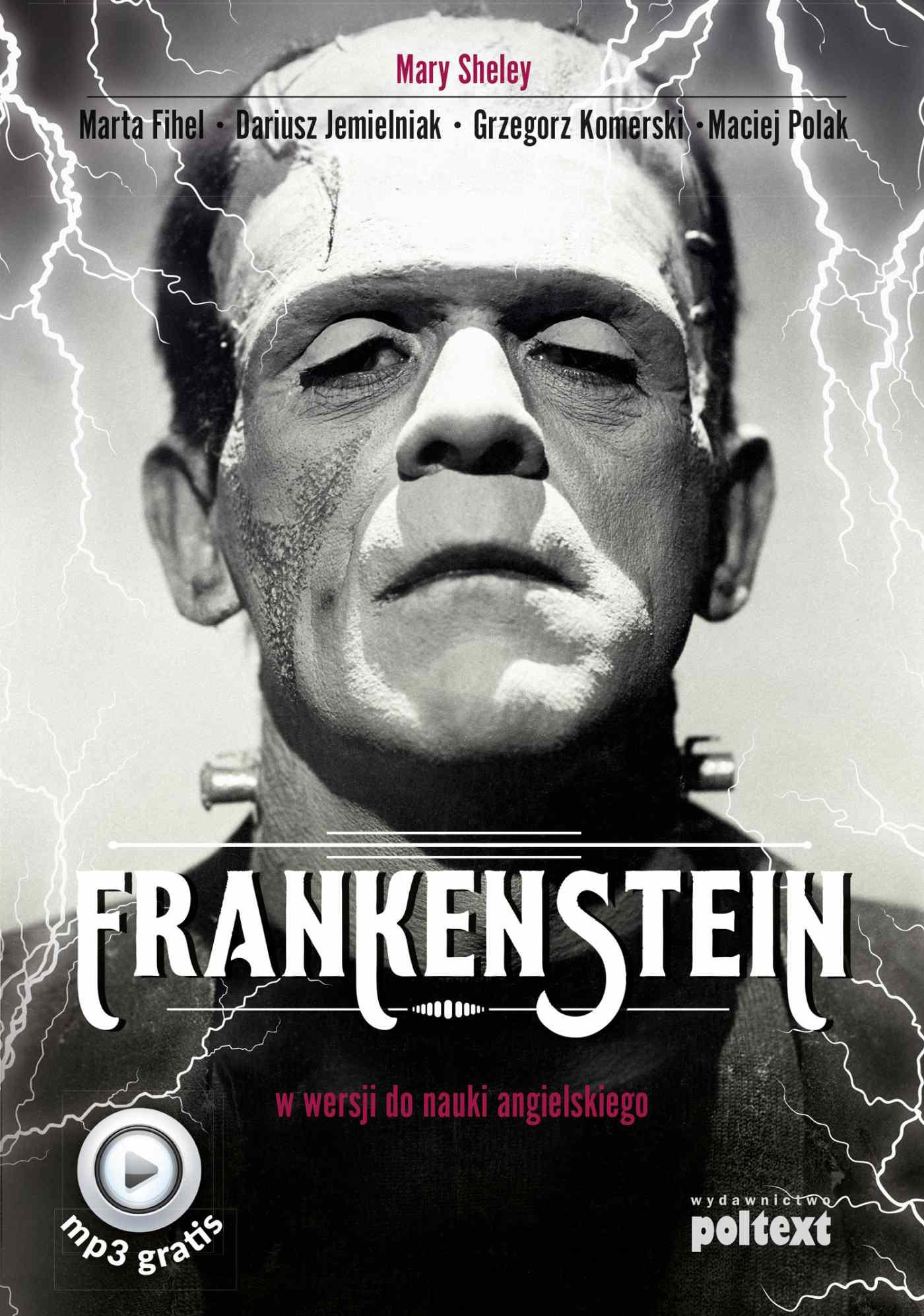 Frankenstein w wersji do nauki angielskiego - Ebook (Książka EPUB) do pobrania w formacie EPUB