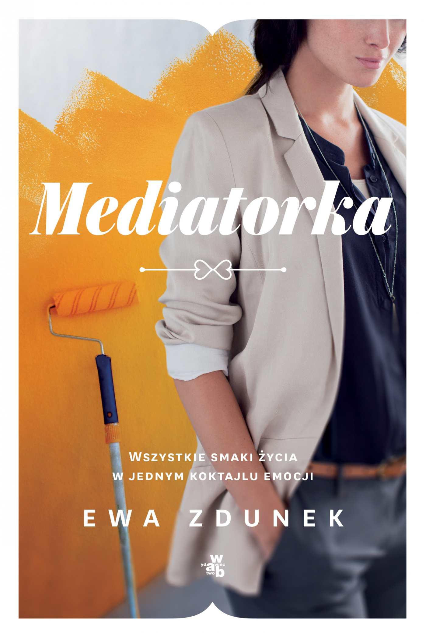 Mediatorka - Ebook (Książka na Kindle) do pobrania w formacie MOBI