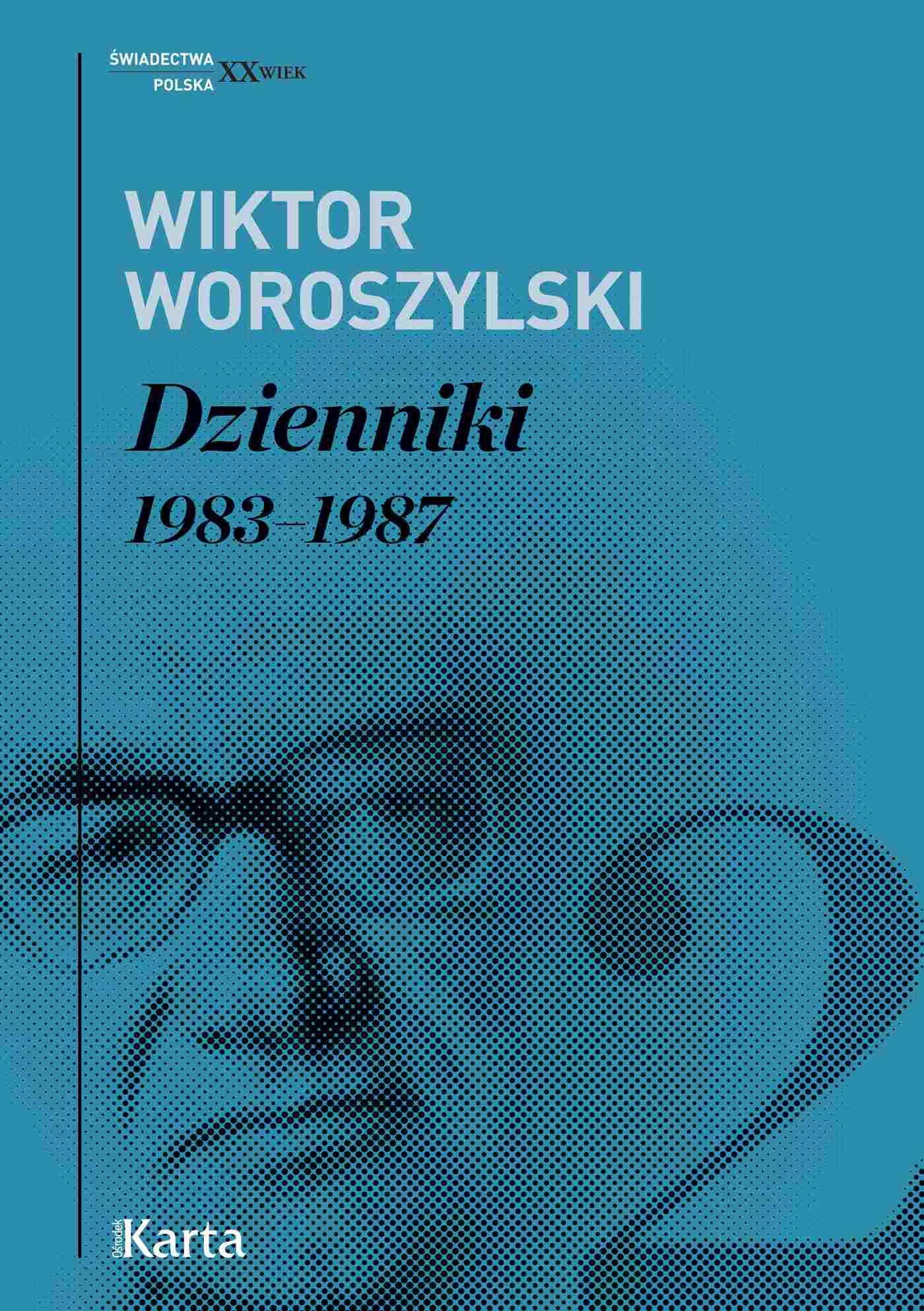 Dzienniki. 1983–1987. Tom 2 - Ebook (Książka EPUB) do pobrania w formacie EPUB