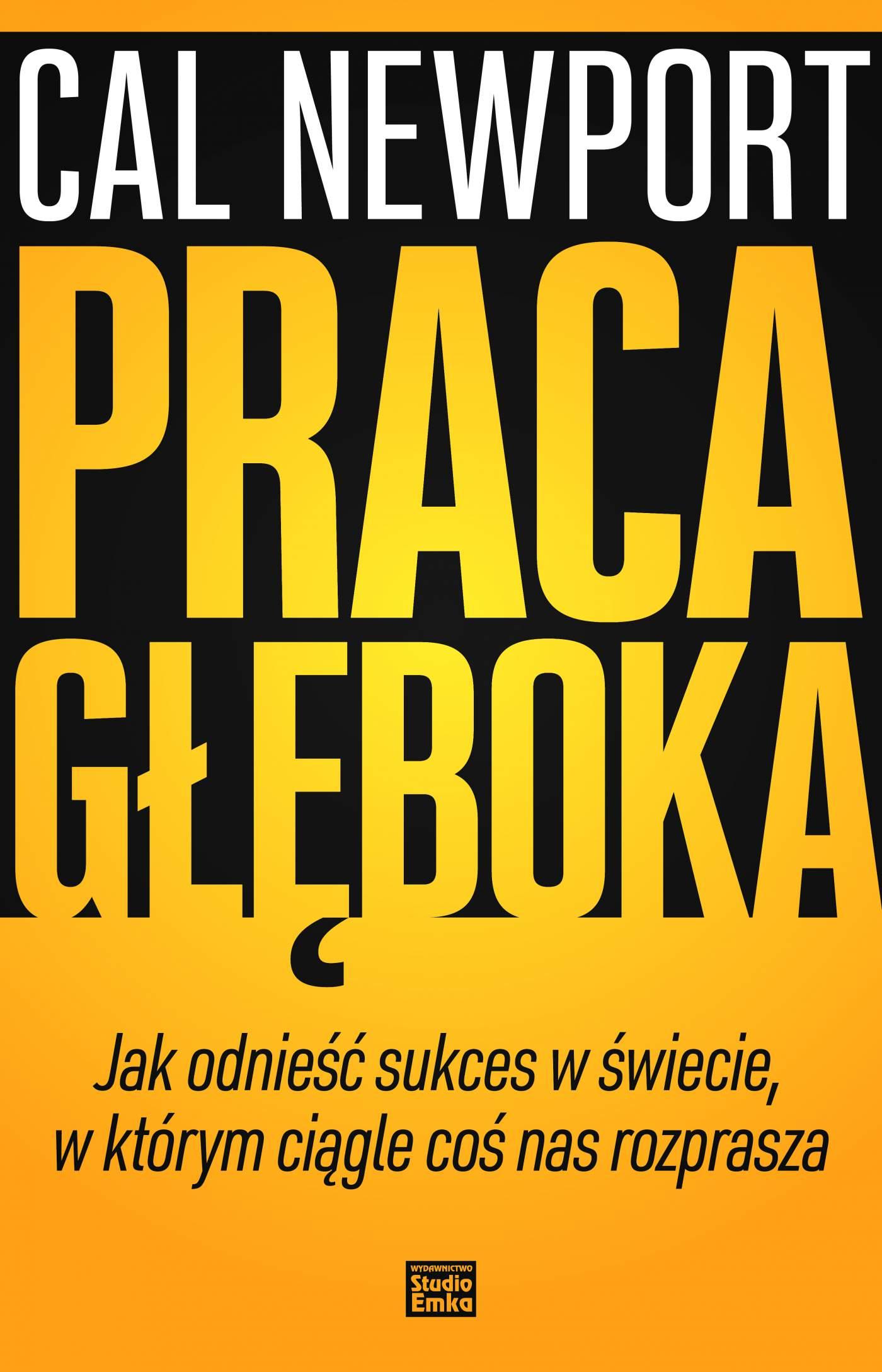 Praca głęboka - Ebook (Książka EPUB) do pobrania w formacie EPUB