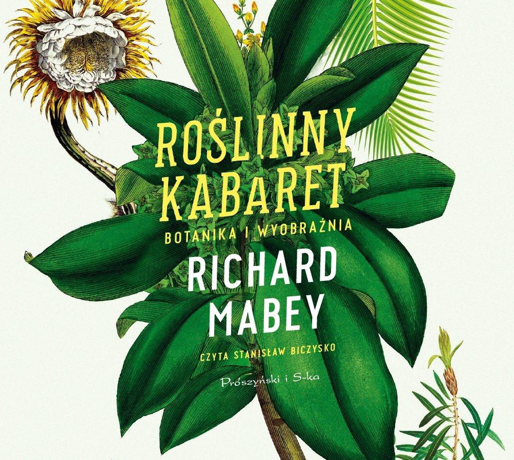Roślinny kabaret - Audiobook (Książka audio MP3) do pobrania w całości w archiwum ZIP