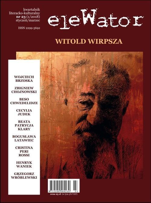 eleWator 23 (1/2018) - Witold Wirpsza - Ebook (Książka PDF) do pobrania w formacie PDF