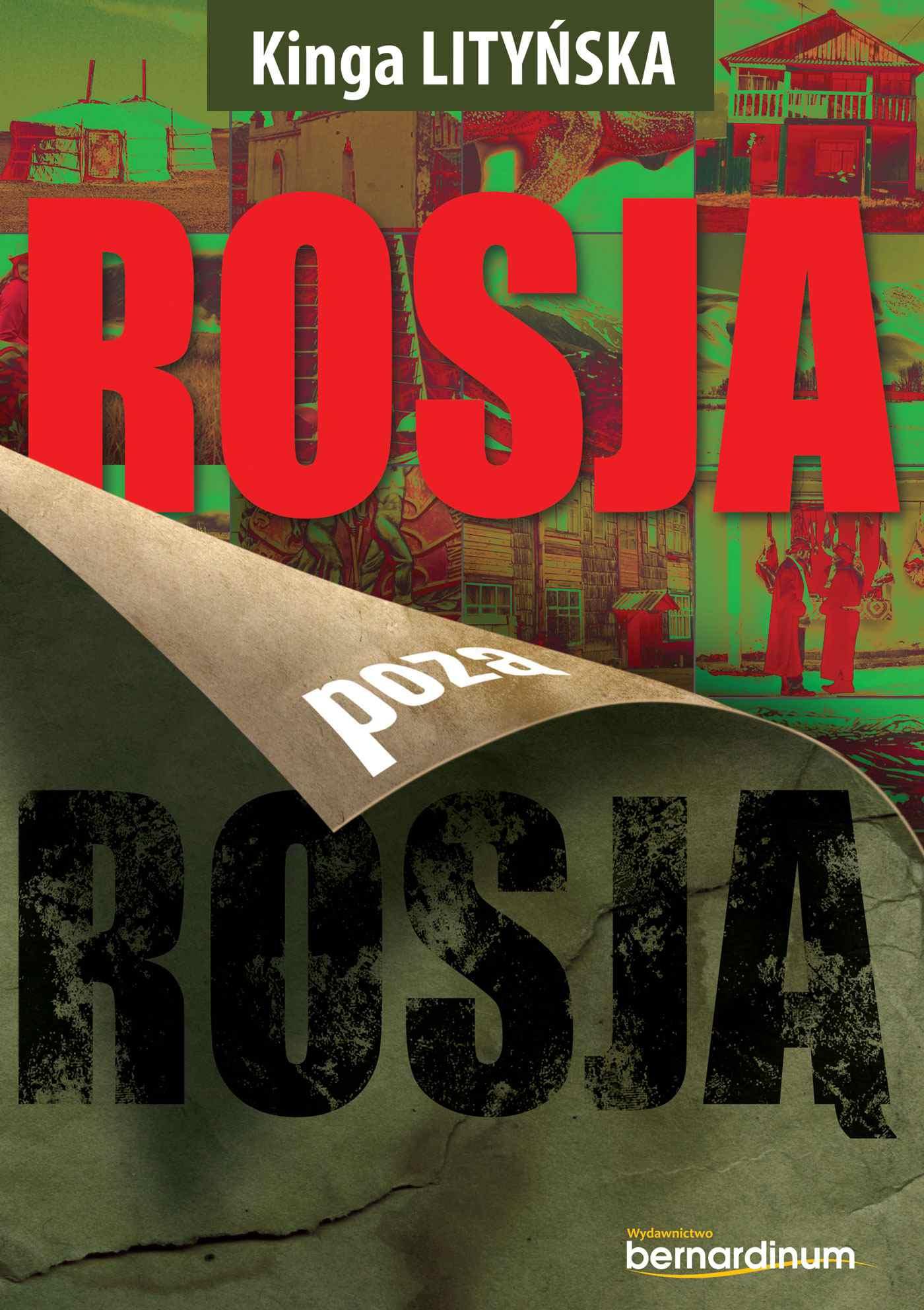 Rosja poza Rosją - Ebook (Książka EPUB) do pobrania w formacie EPUB