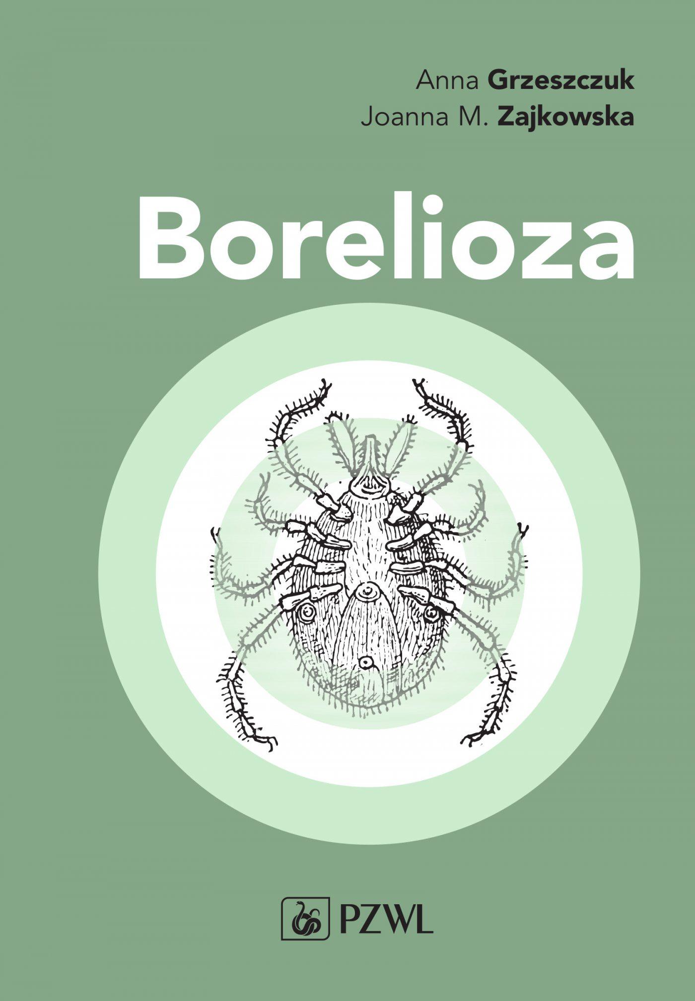 Borelioza - Ebook (Książka EPUB) do pobrania w formacie EPUB