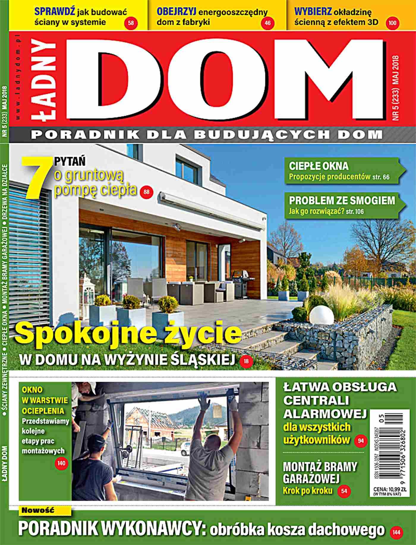 Ładny Dom 5/2018 - Ebook (Książka PDF) do pobrania w formacie PDF