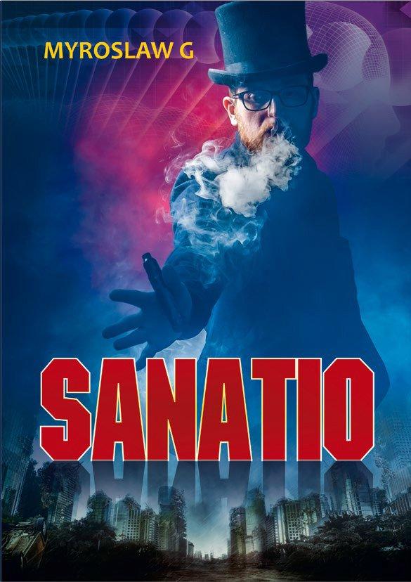 Sanatio - Ebook (Książka na Kindle) do pobrania w formacie MOBI