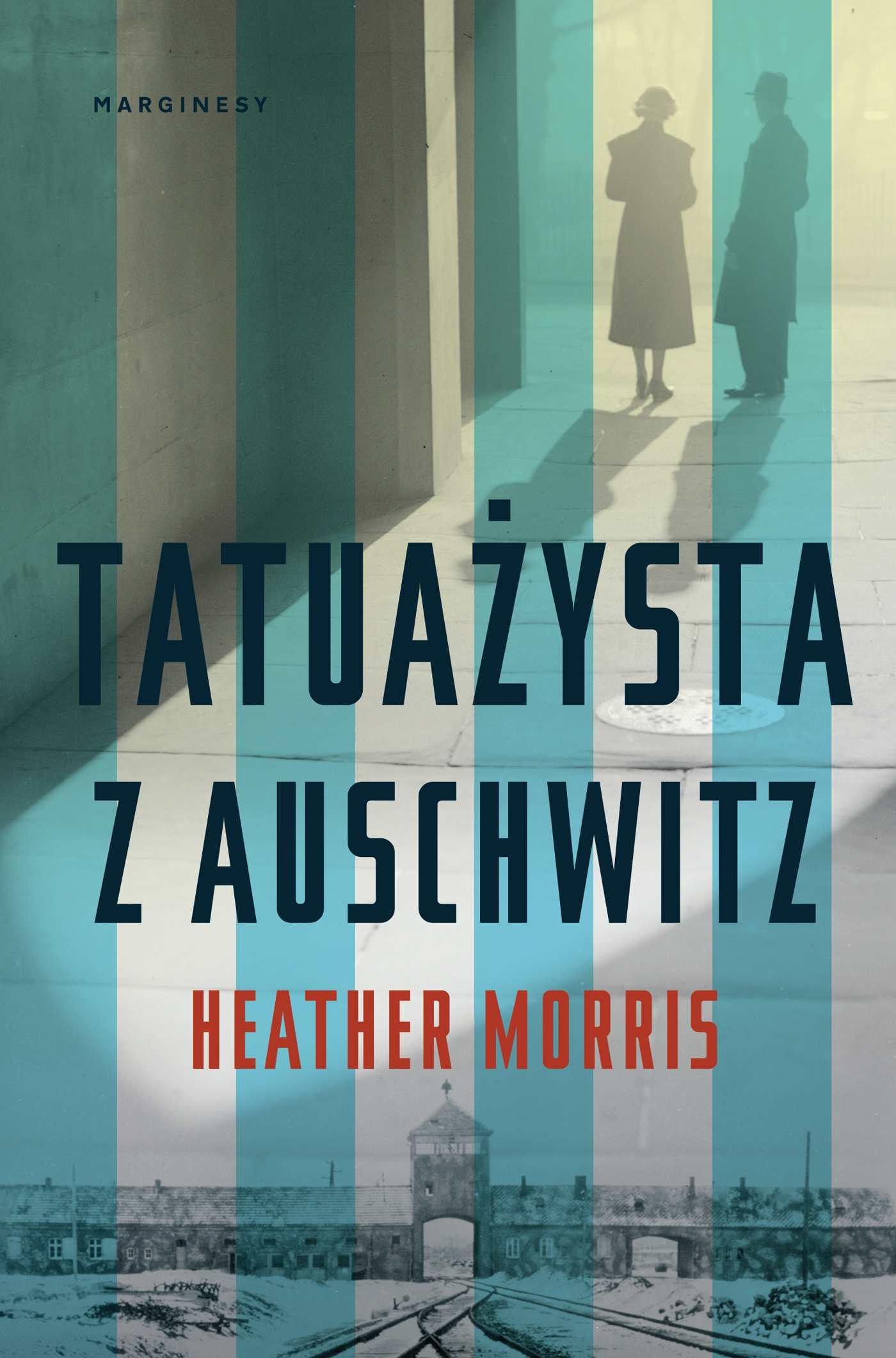 Tatuażysta z Auschwitz - Ebook (Książka na Kindle) do pobrania w formacie MOBI