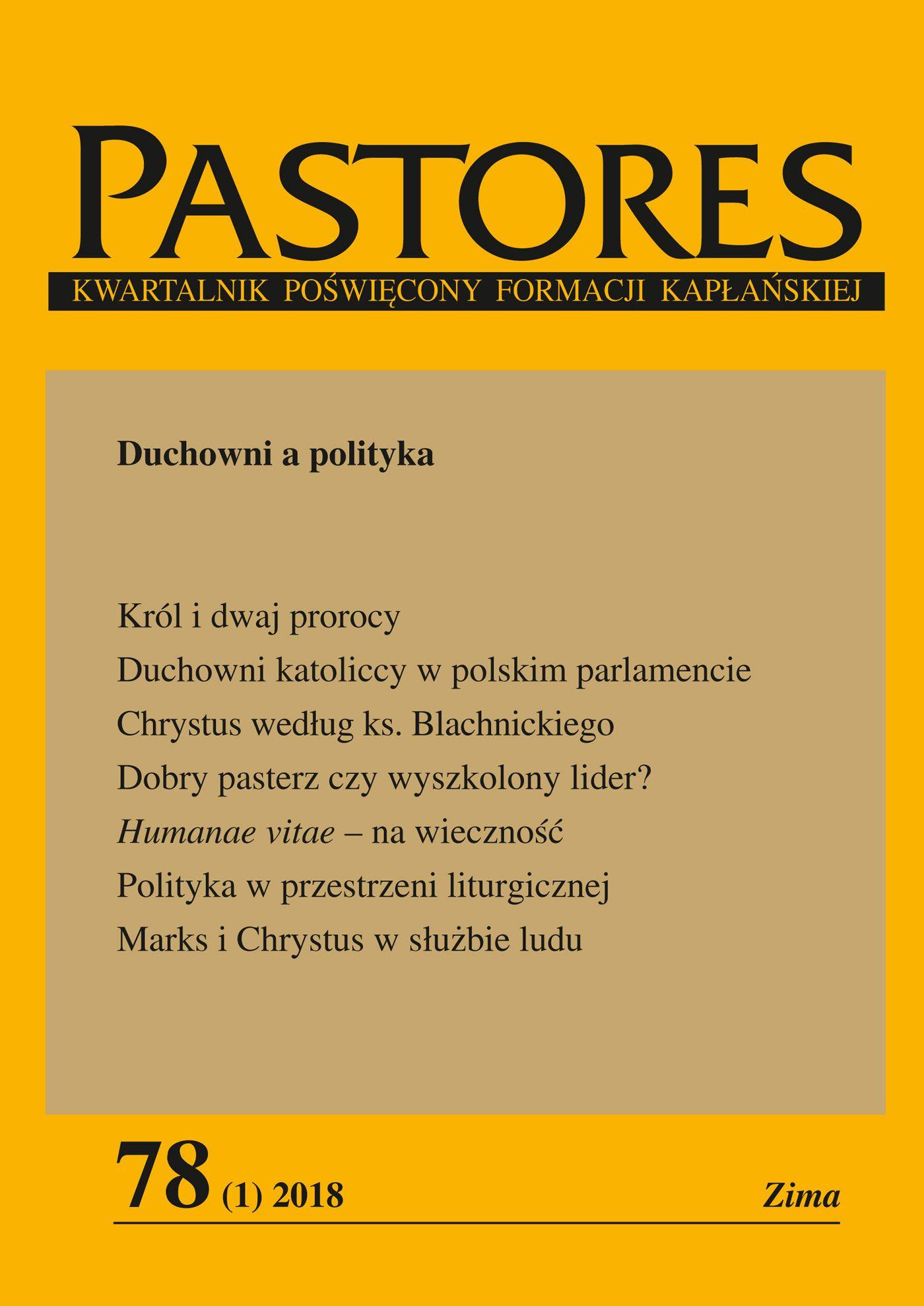 Pastores 78 (1) 2018 - Ebook (Książka EPUB) do pobrania w formacie EPUB