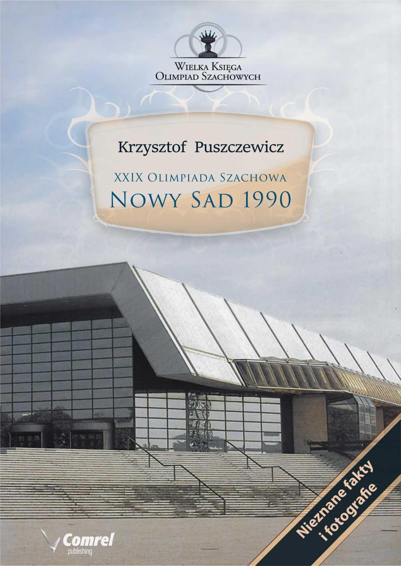 XXIX Olimpiada Szachowa - Nowy Sad 1990 - Ebook (Książka PDF) do pobrania w formacie PDF