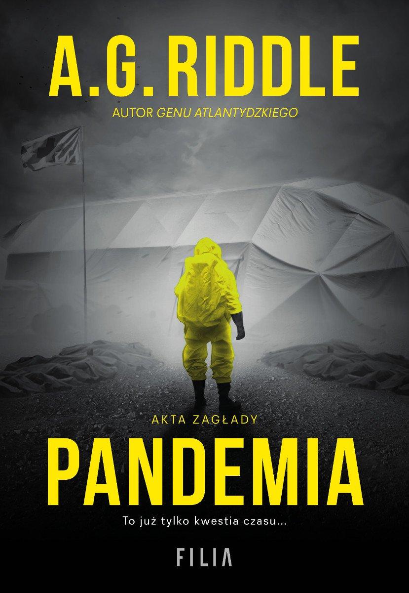 Pandemia - Ebook (Książka EPUB) do pobrania w formacie EPUB