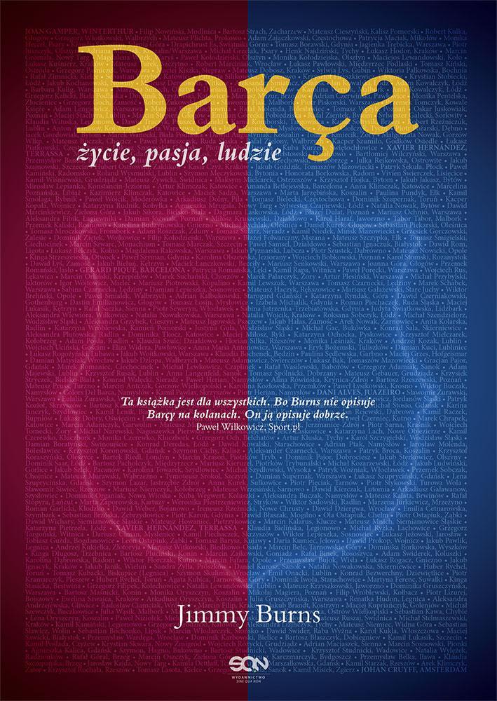 Barca. Życie, pasja, ludzie. Wydanie II - Ebook (Książka na Kindle) do pobrania w formacie MOBI