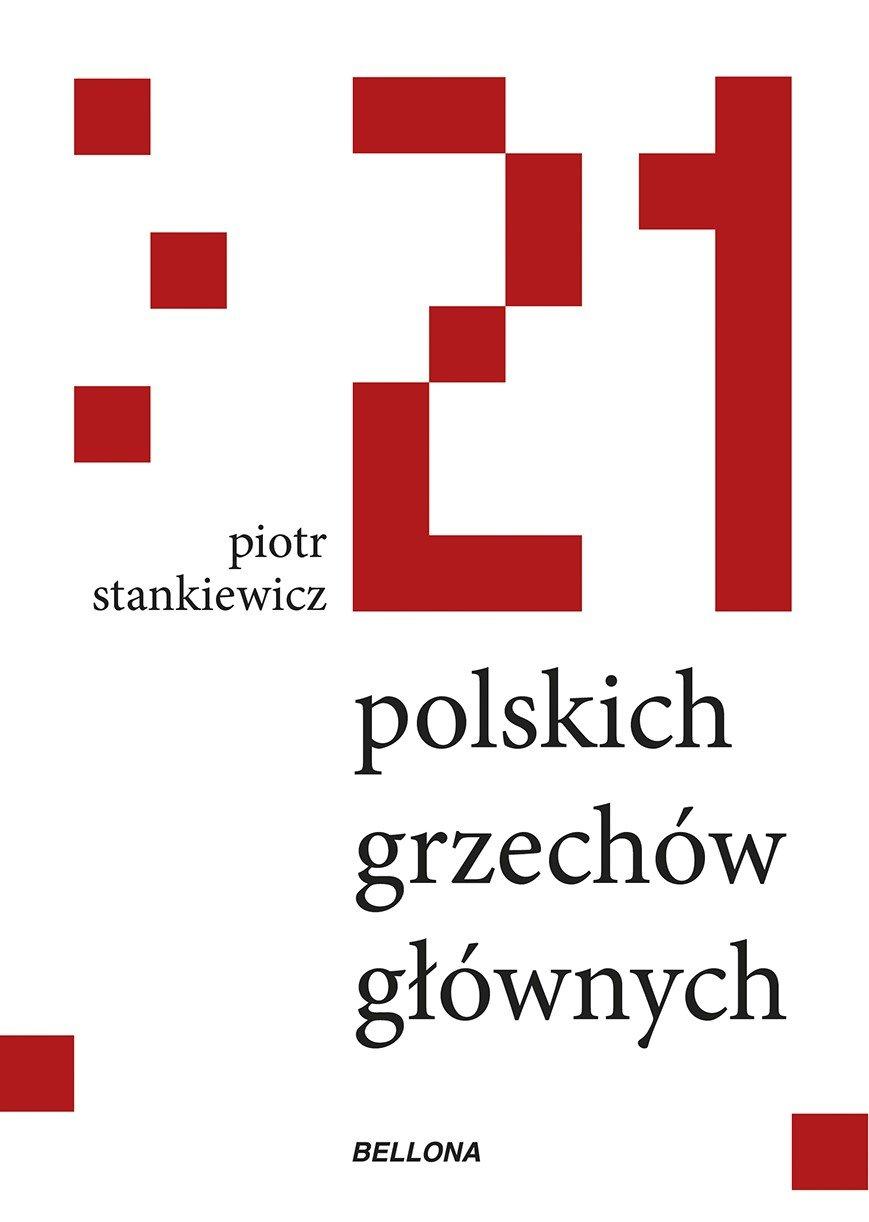21 polskich grzechów głównych - Ebook (Książka EPUB) do pobrania w formacie EPUB