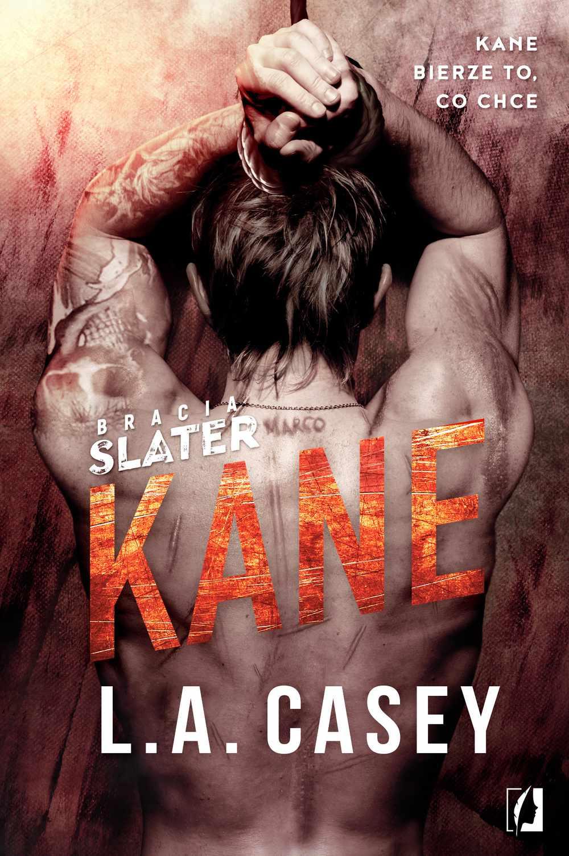 Bracia Slater. Kane - Ebook (Książka na Kindle) do pobrania w formacie MOBI