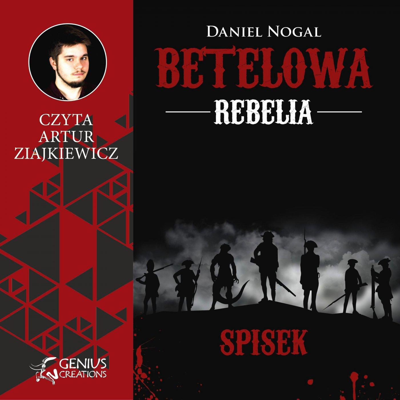 Betelowa rebelia: Spisek - Audiobook (Książka audio MP3) do pobrania w całości w archiwum ZIP