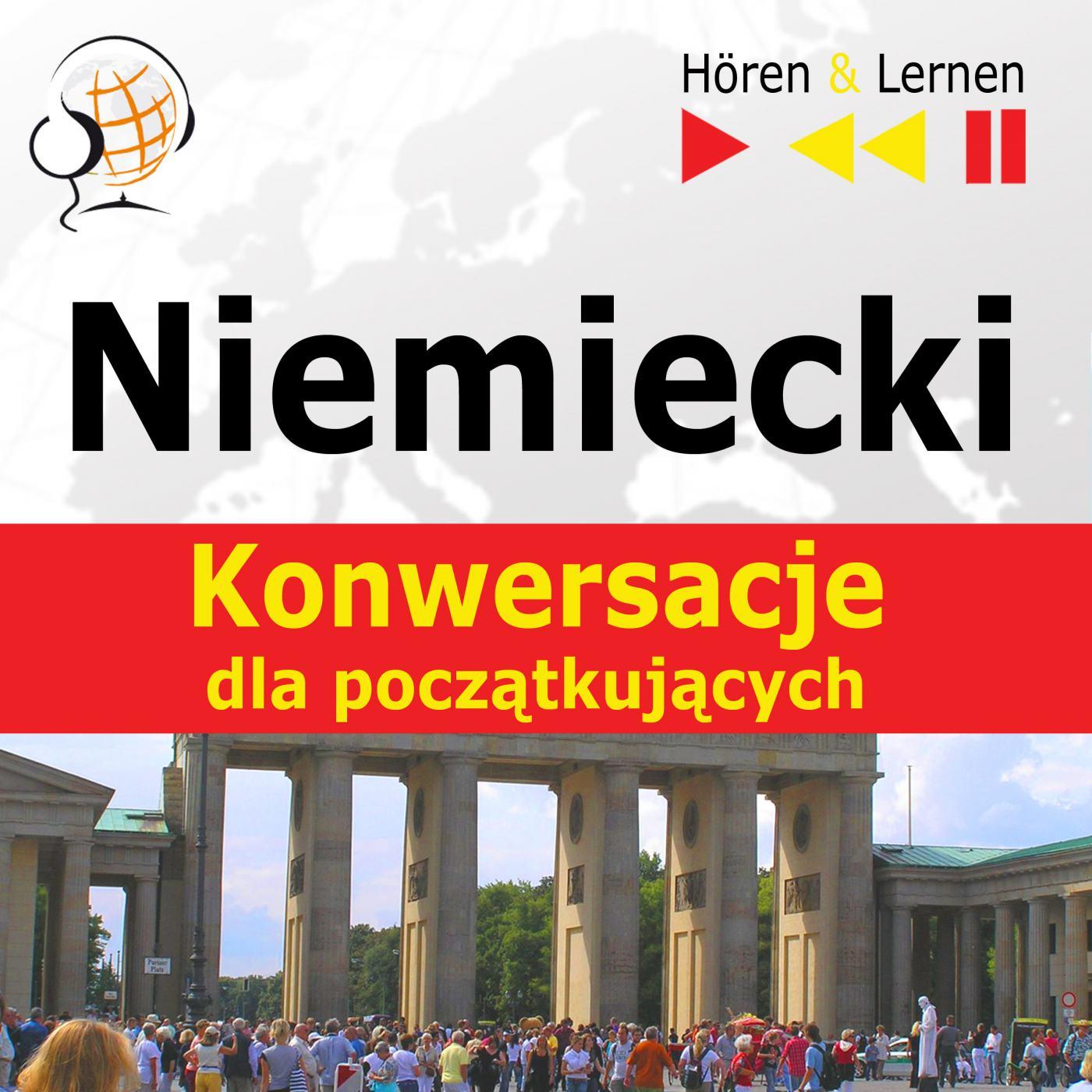 Niemiecki Konwersacje dla początkujących - Audiobook (Książka audio MP3) do pobrania w całości w archiwum ZIP