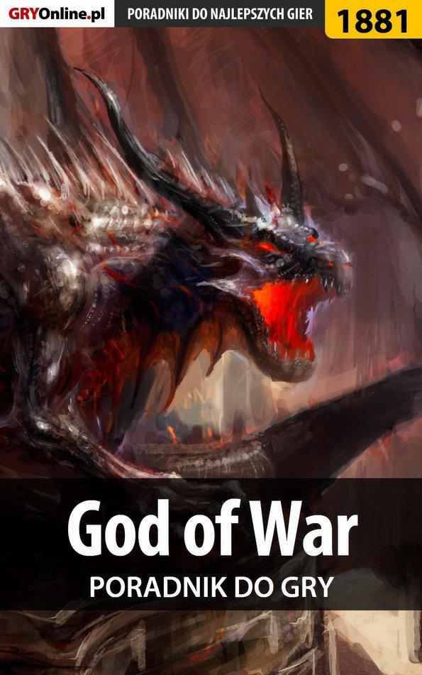 God Of War - poradnik do gry - Ebook (Książka EPUB) do pobrania w formacie EPUB