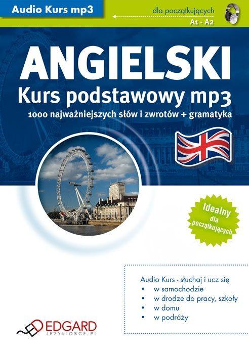 Angielski Kurs podstawowy - Audiobook (Książka audio MP3) do pobrania w całości w archiwum ZIP