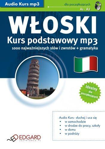 Włoski Kurs podstawowy - Audiobook (Książka audio MP3) do pobrania w całości w archiwum ZIP