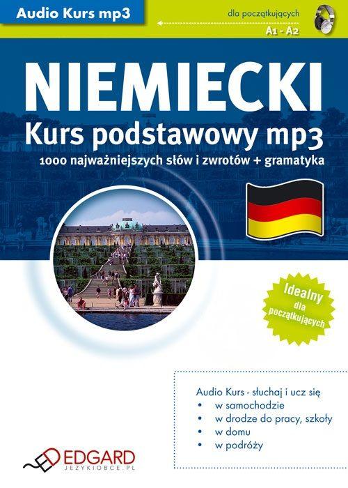 Niemiecki Kurs podstawowy - Audiobook (Książka audio MP3) do pobrania w całości w archiwum ZIP