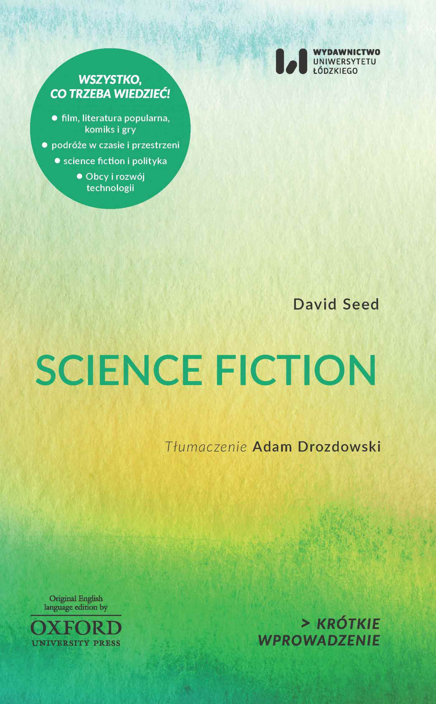 Science fiction - Ebook (Książka PDF) do pobrania w formacie PDF