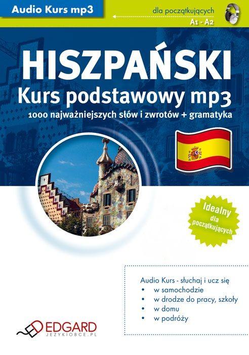 Hiszpański Kurs podstawowy - Audiobook (Książka audio MP3) do pobrania w całości w archiwum ZIP