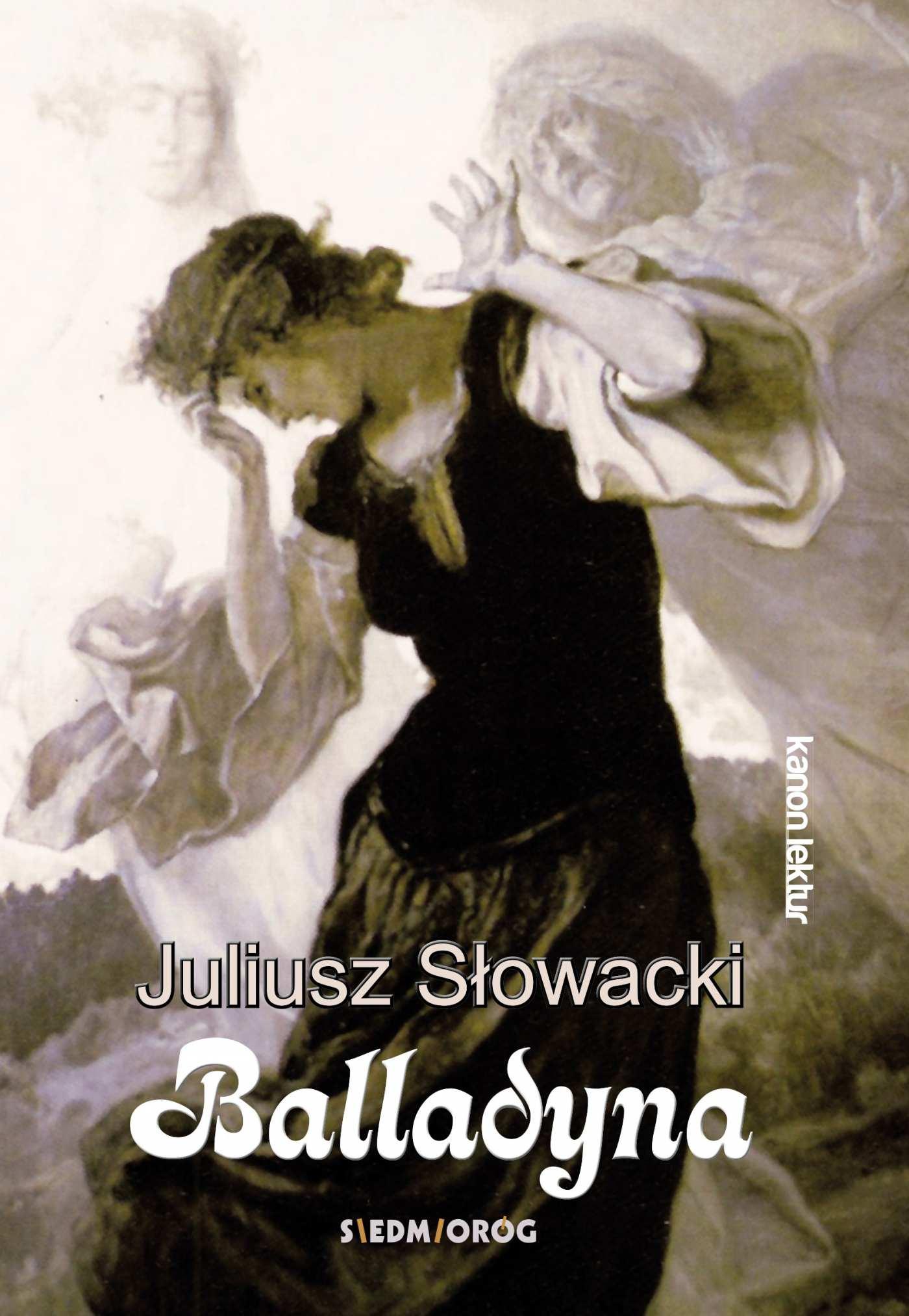 Balladyna - Ebook (Książka na Kindle) do pobrania w formacie MOBI