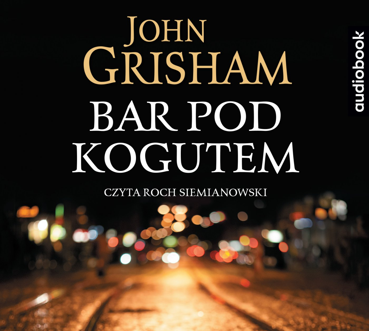 Bar pod kogutem - Audiobook (Książka audio MP3) do pobrania w całości w archiwum ZIP