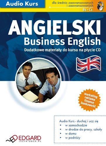Angielski Business English - Audiobook (Książka audio MP3) do pobrania w całości w archiwum ZIP
