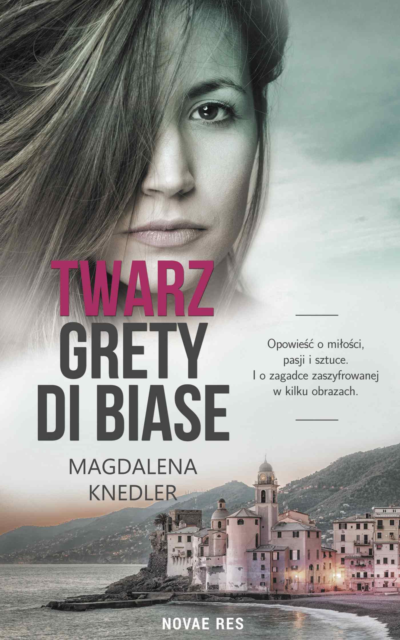 Twarz Grety di Biase - Ebook (Książka EPUB) do pobrania w formacie EPUB