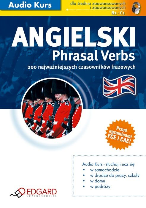 Angielski Phrasal Verbs - Audiobook (Książka audio MP3) do pobrania w całości w archiwum ZIP