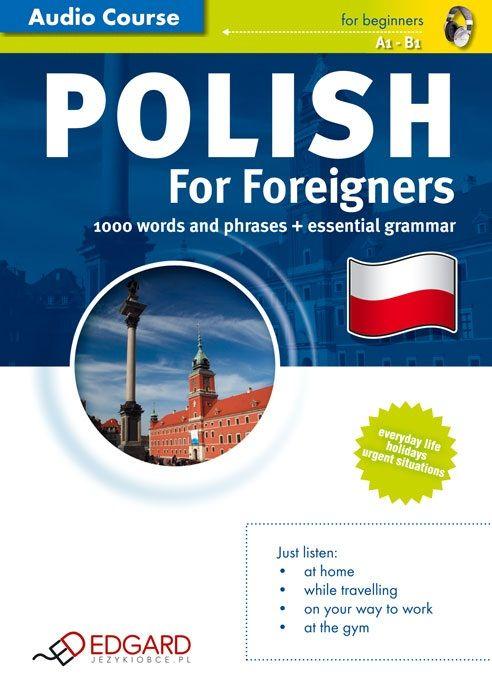 Polish For Foreigners - Audiobook (Książka audio MP3) do pobrania w całości w archiwum ZIP