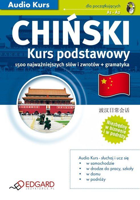 Chiński Kurs Podstawowy - Audiobook (Książka audio MP3) do pobrania w całości w archiwum ZIP