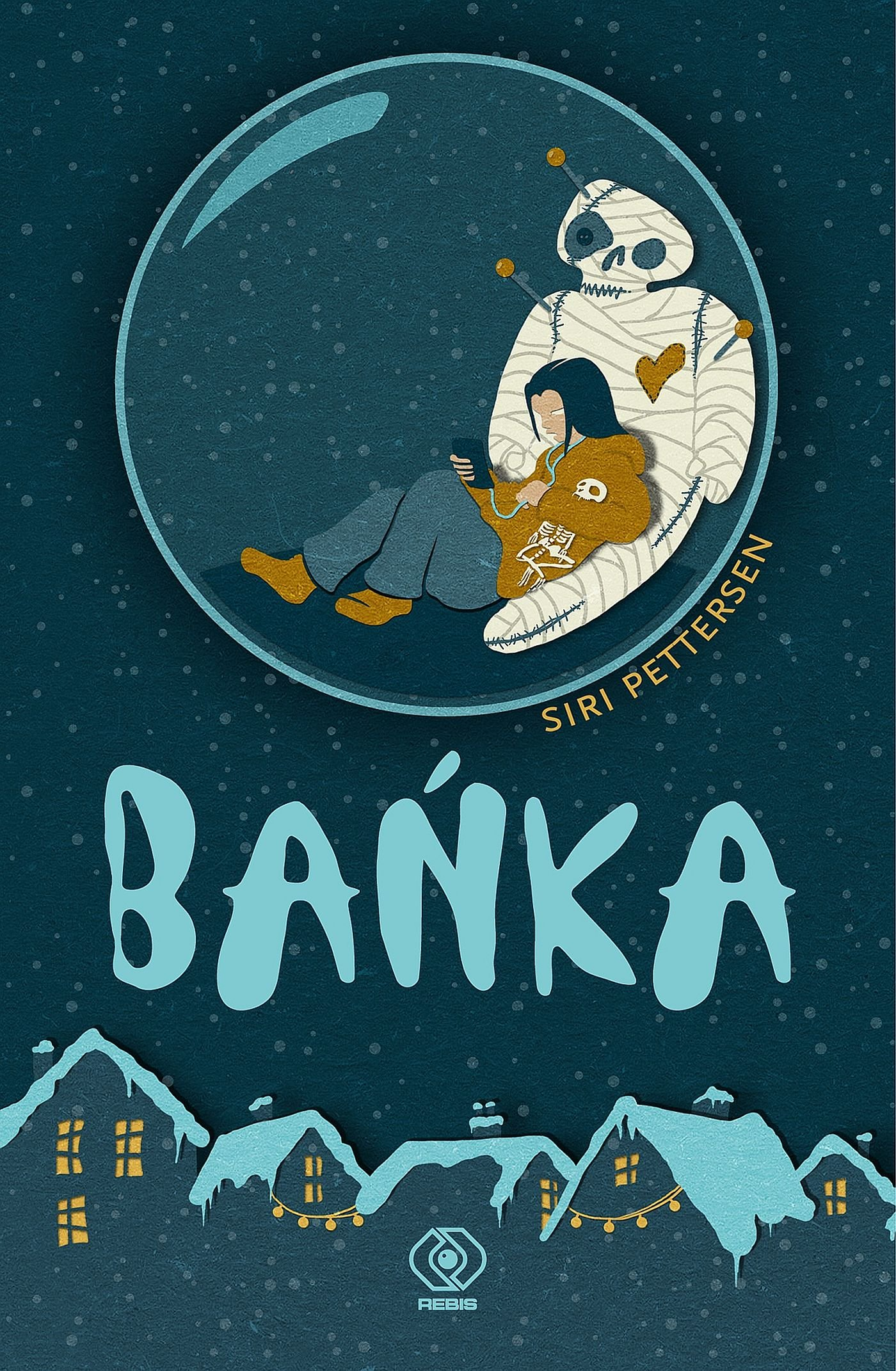 Bańka - Ebook (Książka EPUB) do pobrania w formacie EPUB