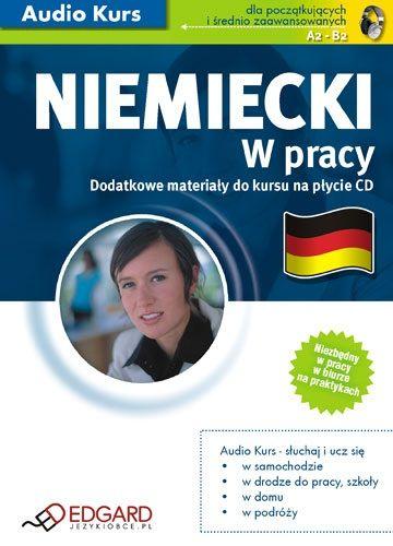 Niemiecki w pracy - Audiobook (Książka audio MP3) do pobrania w całości w archiwum ZIP