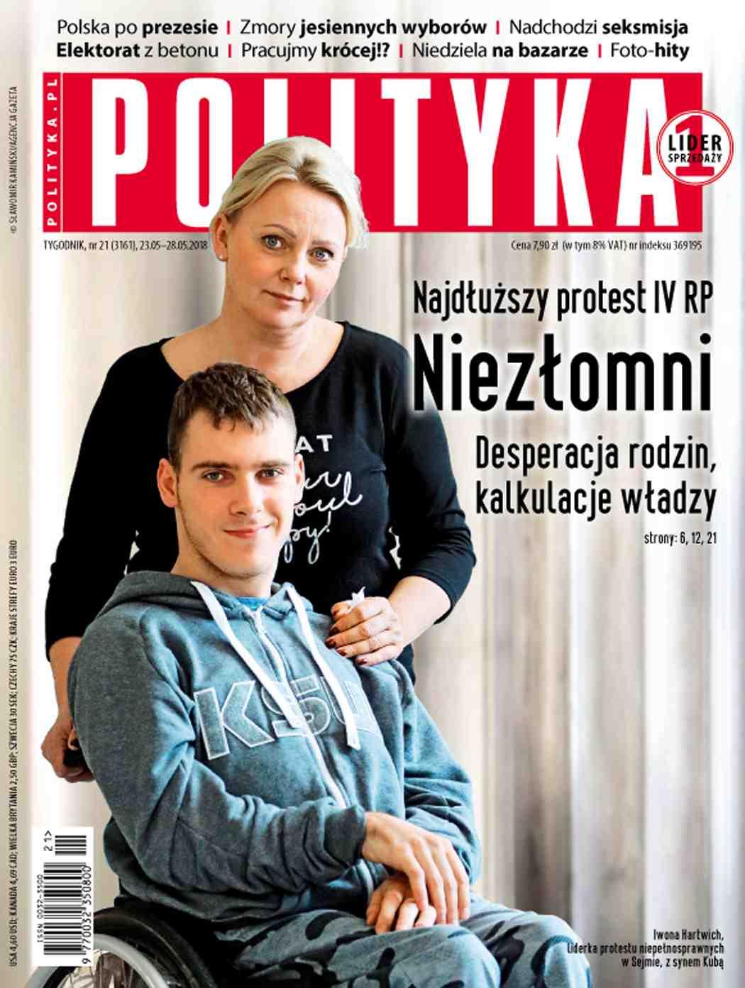Polityka nr 21/2018 - Ebook (Książka PDF) do pobrania w formacie PDF