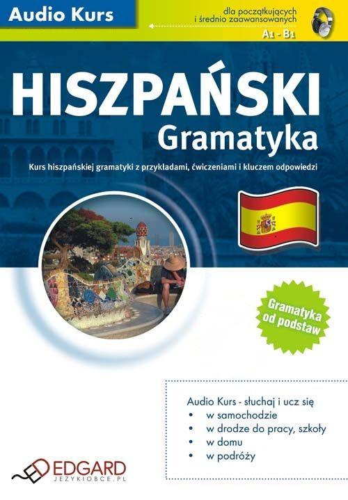 Hiszpański Gramatyka - Audiobook (Książka audio MP3) do pobrania w całości w archiwum ZIP