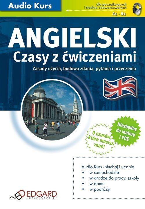 Angielski Czasy z ćwiczeniami - Audiobook (Książka audio MP3) do pobrania w całości w archiwum ZIP