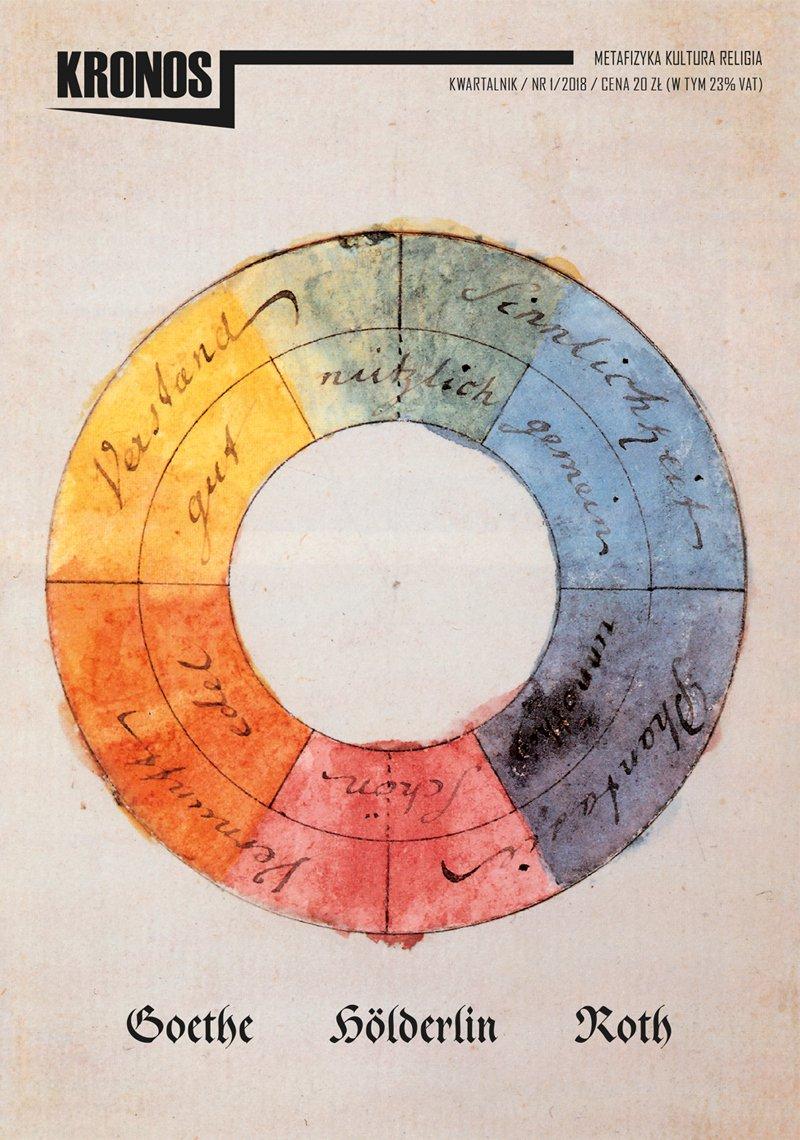 KRONOS 1/2018. Goethe. Holderlin. Roth - Ebook (Książka EPUB) do pobrania w formacie EPUB
