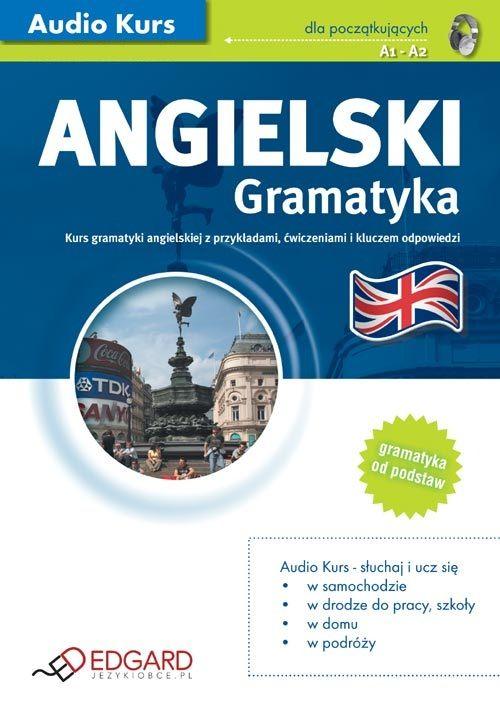 Angielski Gramatyka - Audiobook (Książka audio MP3) do pobrania w całości w archiwum ZIP