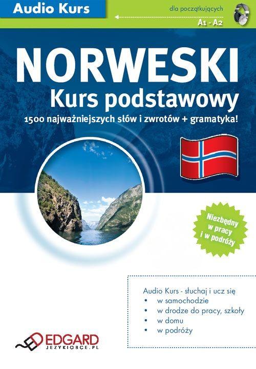 Norweski Kurs Podstawowy - Audiobook (Książka audio MP3) do pobrania w całości w archiwum ZIP