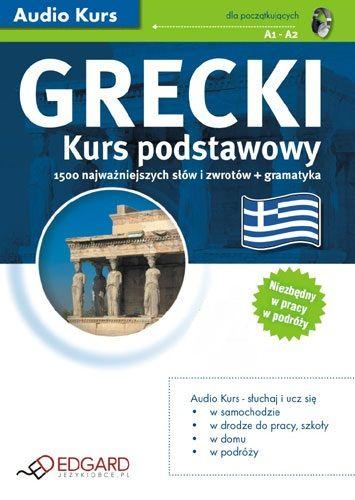 Grecki Kurs Podstawowy - Audiobook (Książka audio MP3) do pobrania w całości w archiwum ZIP