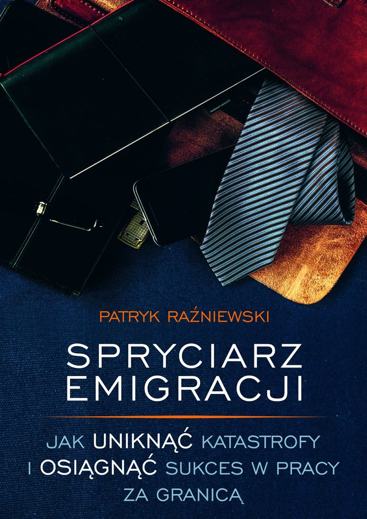 Spryciarz emigracji - Ebook (Książka EPUB) do pobrania w formacie EPUB