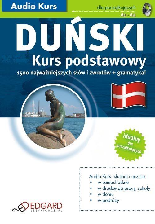 Duński Kurs Podstawowy - Audiobook (Książka audio MP3) do pobrania w całości w archiwum ZIP